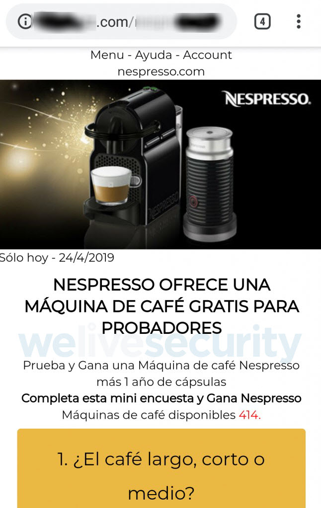https://www.welivesecurity.com/wp-content/uploads/2019/04/Phishing-activo-WhatsApp-promete-cafetera-gratis-Nespresso-1.jpg