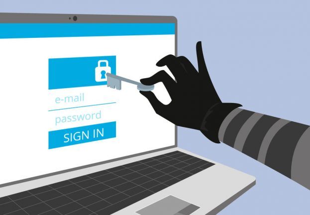 "New ""anti‑phishing"" technology uses electronic cards, not passwords"
