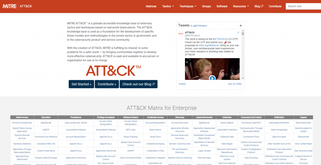 What is MITRE ATT&CK and how is it useful? | WeLiveSecurity