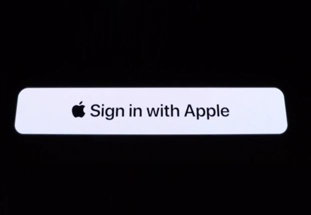 Sign In With Apple: la posibilidad de iniciar sesión de forma rápida y segura