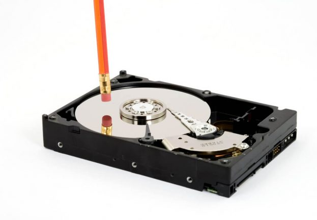 Are you sure you wiped your hard drive properly?