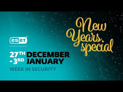 Week in security with Tony Anscombe