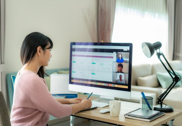 Work from home: Videoconferencing with security in mind