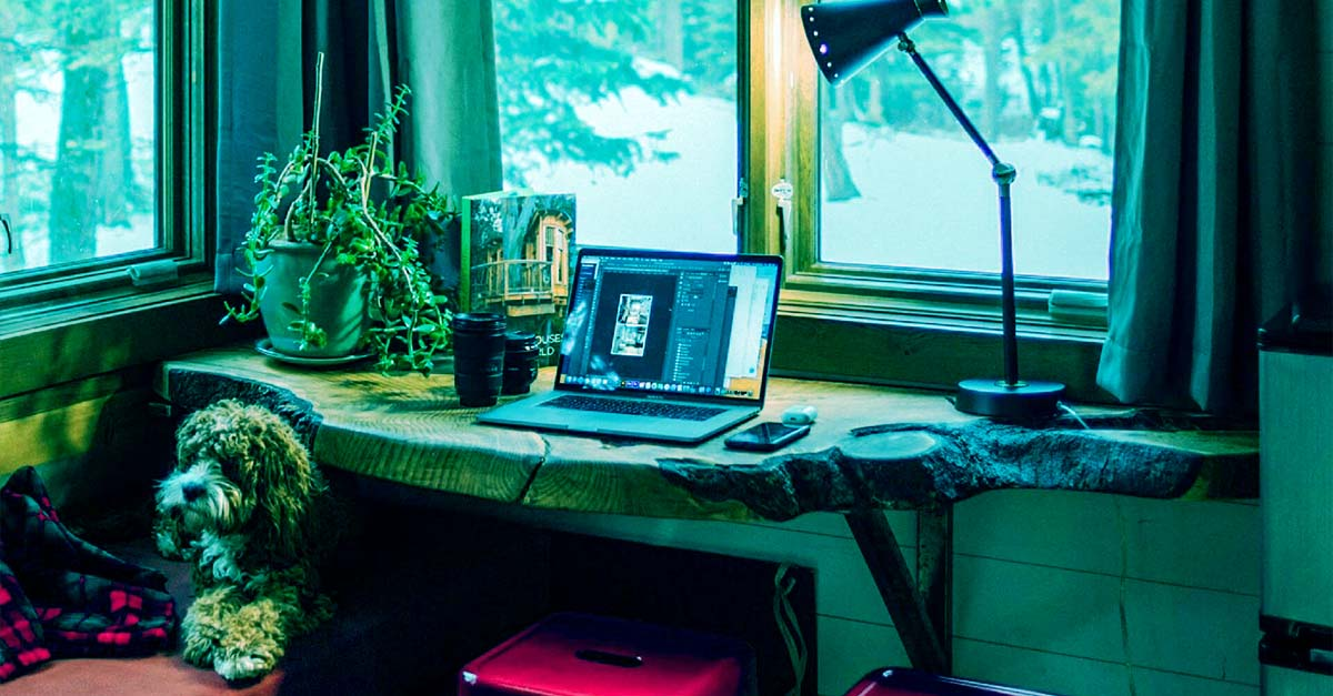 5 things you can do to secure your home office without hiring an expert