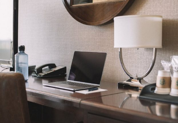 Working from a hotel? Beware the dangers of public Wi‑Fi