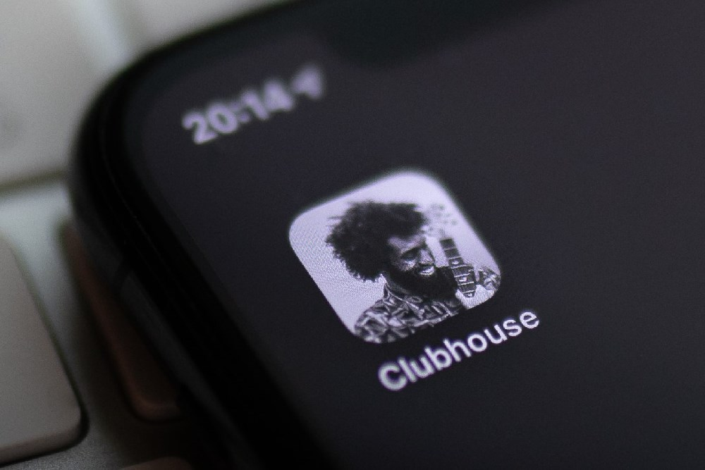 Clubhouse chats streamed to third‑party website