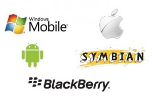 Android - Blackberry - iOS - Windows Mobile - Symbian